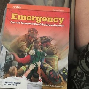 EMT text book